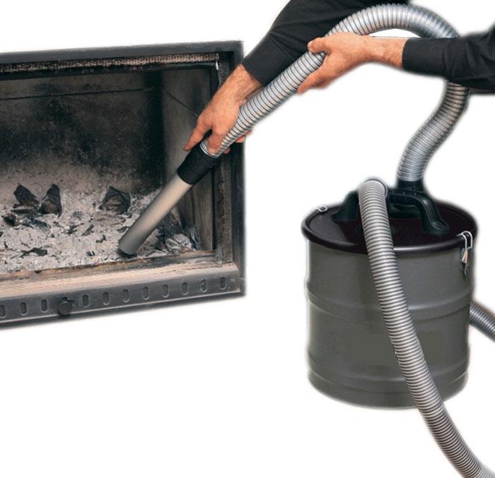 cendre de cheminée