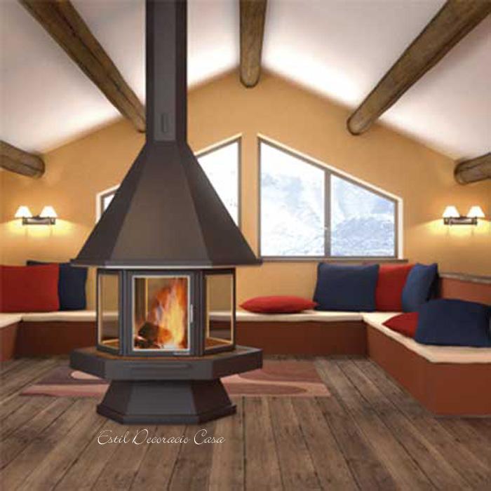 les appareils de chauffage les plus conomiques sont les chemin es bois les inserts et les. Black Bedroom Furniture Sets. Home Design Ideas