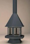 vitres pour foyer de cheminée