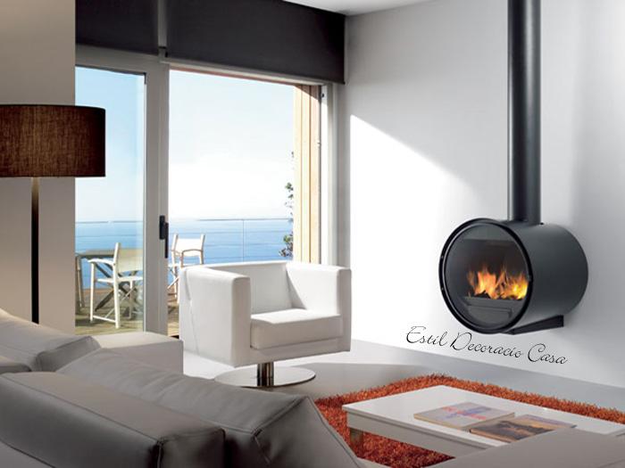 chemin e ronde frontale suspendue bois pour chauffer et contempler le feu prix r duit. Black Bedroom Furniture Sets. Home Design Ideas
